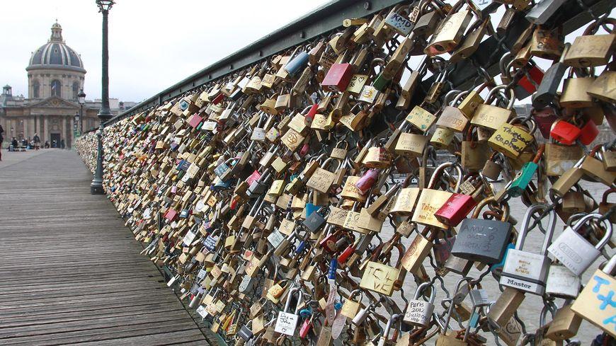 Lieux emblématiques de l'Amour à Paris