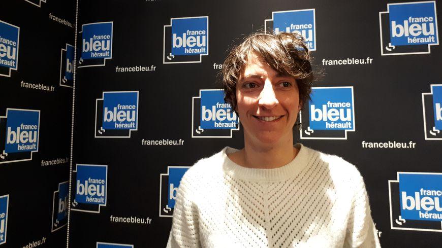 """Emma Bonzom, journaliste pour le quotidien """"Actu-Alité"""""""