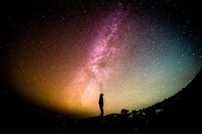 Face au cosmos