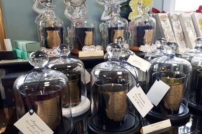 Chez Trudon à Mortagne-au-Perche (Orne) où la bougie est un produit de luxe