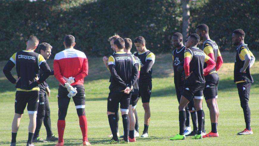 Malgré quelques absences, Didier Ollé-Nicolle, peut compter sur un groupe qui a montré qu'il sait surmonter les difficultés