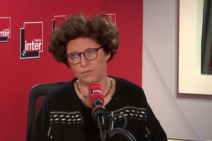 Marion Leboyer, invitée de France Inter.