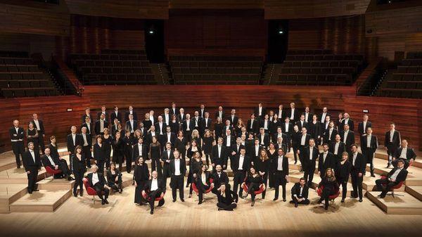 Johannes Brahms par Yefim Bronfman et l'Orchestre National de France dirigés par Emmanuel Krivine