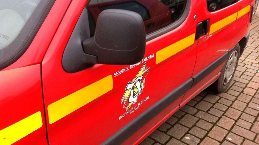 Les pompiers arrivés rapidement sur place n'ont pas pu sauver la jeune femme.