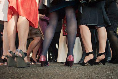 Grâce à Gina Martin, il est désormais interdit de prendre en photo sous les jupes des filles