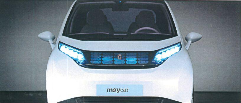 La Maycar arrivera en Mayenne d'ici avril-mai 2019.