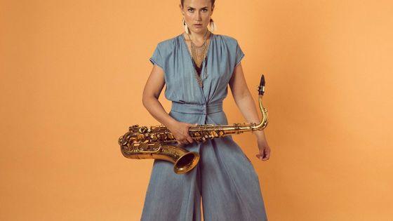 La saxophoniste Hanna Paulsberg