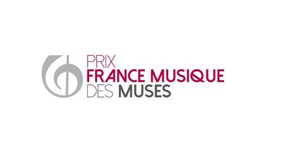 logo Prix France Musique des Muses