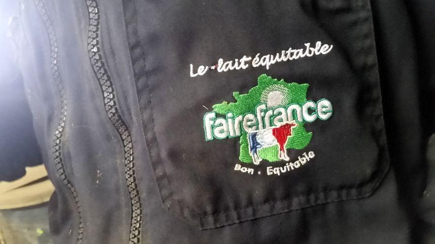 Plus de 500 éleveurs se sont associés pour créer la marque de lait équitable Faire France