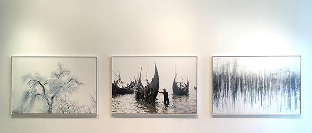 L'exposition William Daniels