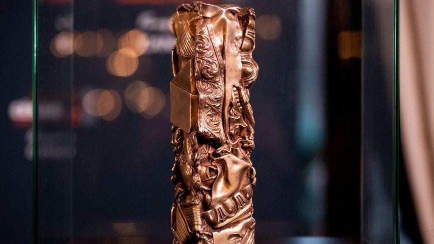 La fameuse statuette des Césars