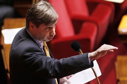 François Grosdidier, sénateur LR de la Moselle, membre de la commission d'enquête sénatoriale sur l'affaire Benalla