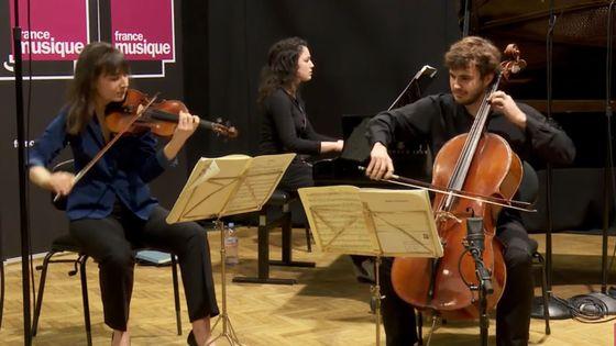 "Dvořák | Trio ""Dumky"" par le Trio Karénine"