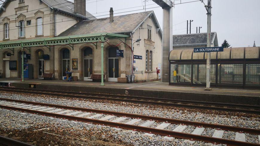 La Gare de la Souterraine va perdre six de ses dix agents au mois de mars