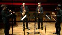 Glazounov, Fauré, Sarasate... avec Julian Trevelyan, le Quatuor Niobé et Nicolas Lestoquoy