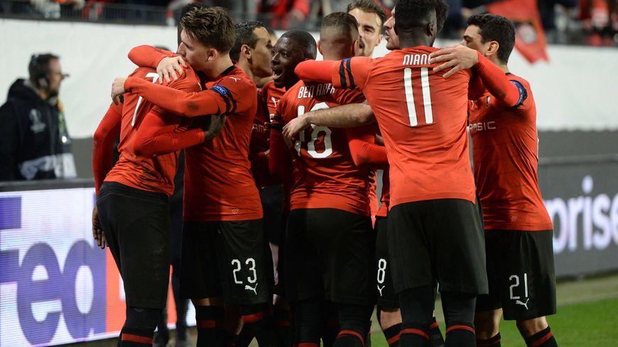 Match nul 3-3 entre Rennes et le Bétis Séville, même si Rennes a mené à chaque fois au score