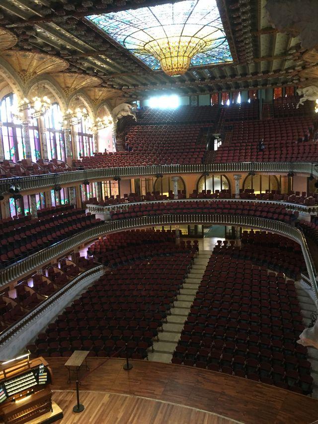 Palau de la Musica Catalana