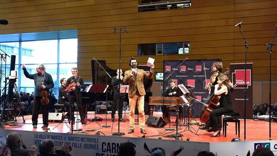 Clement Rochefort - Générations France Musique, le live à la Folle Journée de Nantes 2019