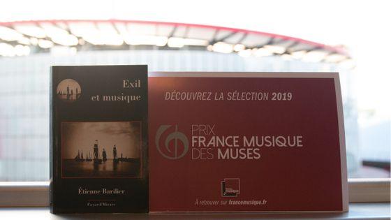 """"""" Exil et Musique """" d'Etienne Barilier (éd. Fayard)"""