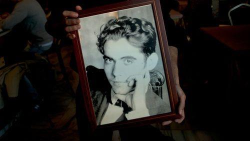 Les chansons de Federico Garcia Lorca