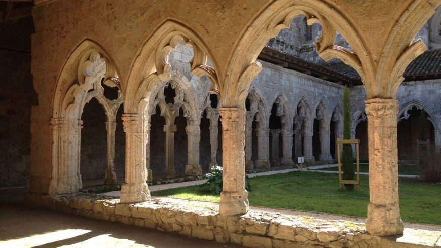 La Collégiale de La Romieu est classée au patrimoine mondial de l'Unesco