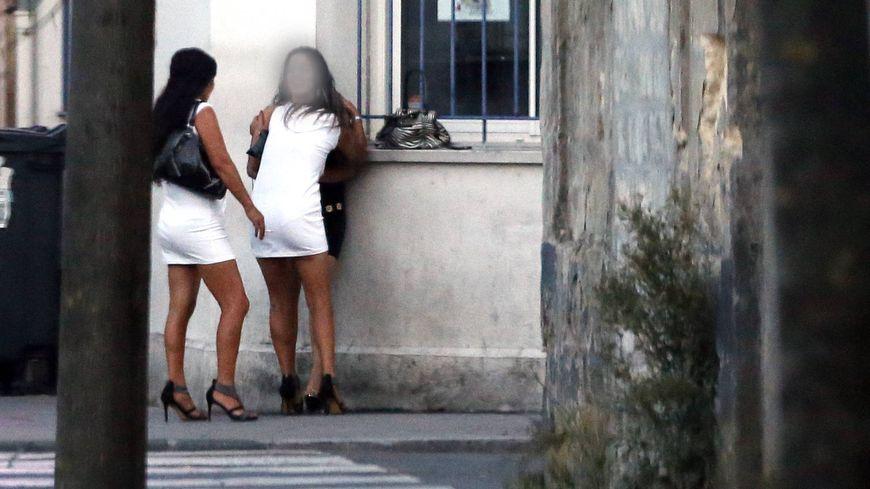 Des prostituées à Bordeaux.