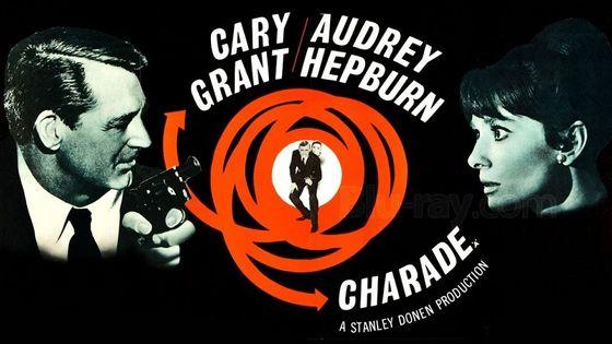 Charade, film réalisé par Stanley Donen (1963)