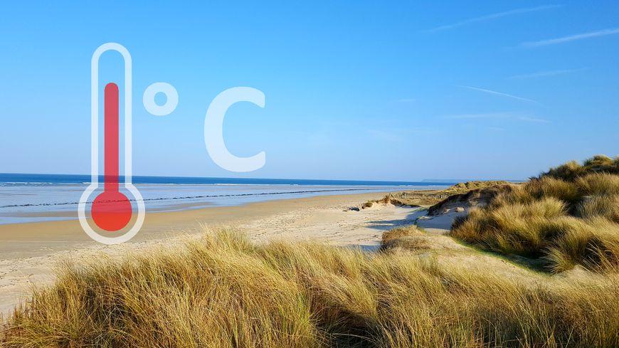 Des records de températures ont été battus ce mercredi dans la Manche