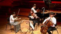 Le Trio Les Esprits joue Schumann et Brahms