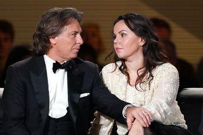 Roberto Alagna et sa femme, la soprano Aleksandra Kurzak