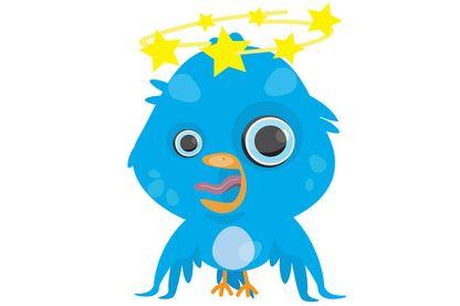 Hier, le compte Twitter de Décathlon a reçu de nombreux messages d'insultes et de menaces