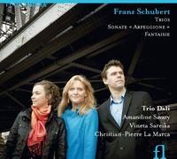 La Sonate Arpeggione de Schubert par Christian-Pierre La Marca & Amandine Savary