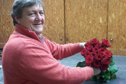 Gilles Pothier fleuriste à Paris