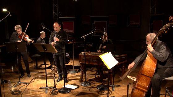 """Sirba Octet interprète """"Les Deux guitares"""""""