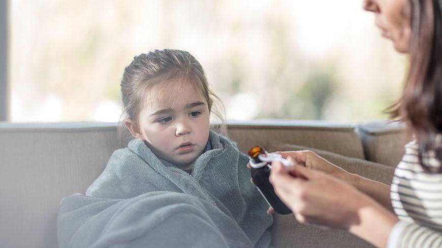 Un enfant malade