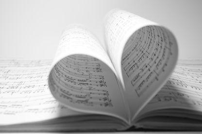 L'amour en musique