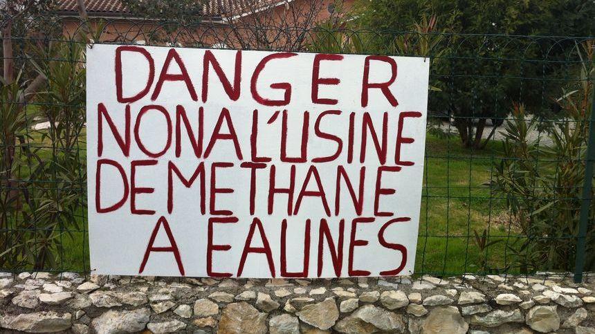 En Haute-Garonne, le projet d'usine de méthanisation à Eaunes avait inquiété les habitants