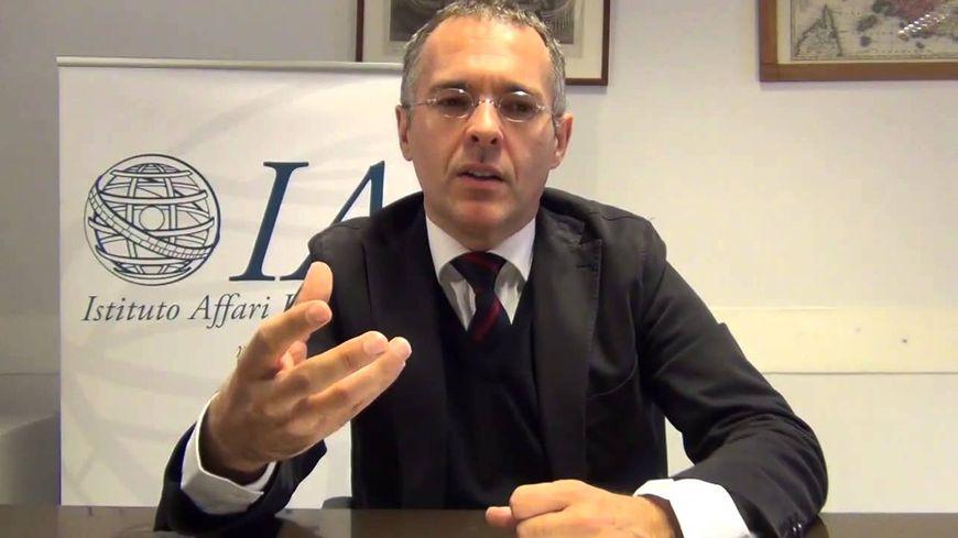 Jean-Pierre Darnis, maître de conférence à l'Université de Nice-Sophia-Antipolis