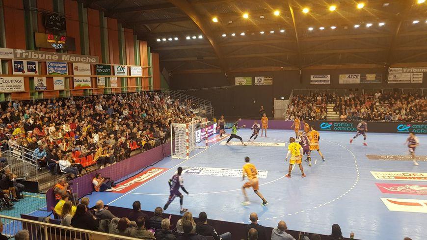 La JS Cherbourg arrache la victoire contre Sélestat à la dernière seconde