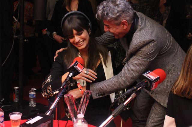 Révélation de l'année, Clara Luciani félicitée par Didier Varrod si heureux d'avoir soutenu la jeune artiste dès ses débuts