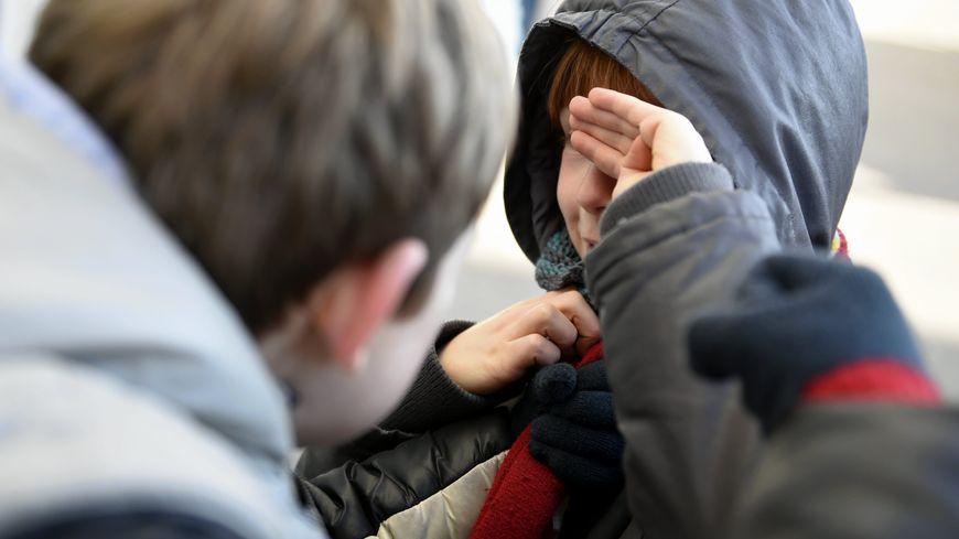 Des enfants sont victimes de harcèlement scolaire en Indre-et-Loire. Illustration