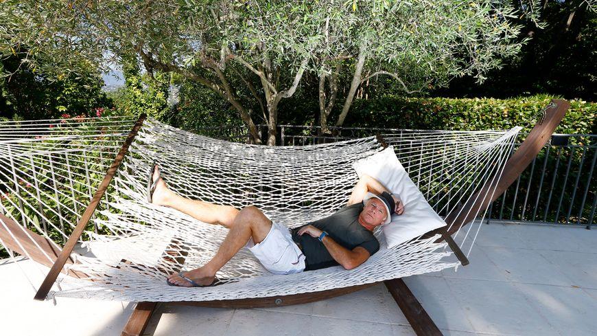 Franck Dubosc en pleine boulot pour booster sa mémoire et son sommeil !