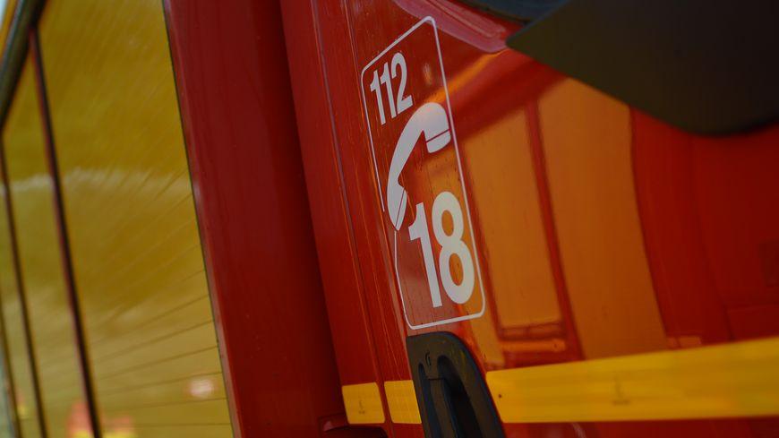 Les pompiers des Vosges sont intervenus près de deux heures ce mardi 5 février au centre-ville de Saint-Dié