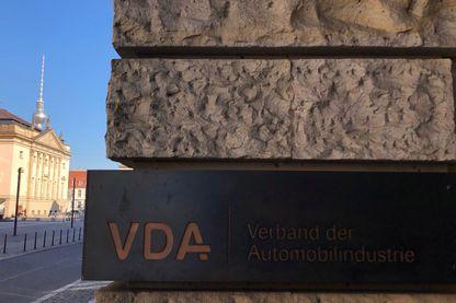 Le siège à Berlin de la VDA, association de l'industrie automobile