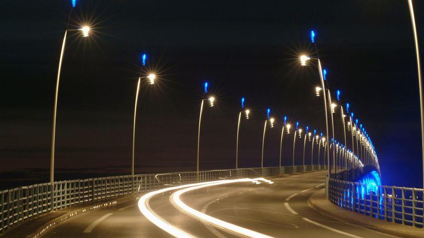 La jeune femme a eu un accident sur le pont d'Oléron dans la nuit de samedi à dimanche.