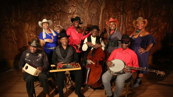 The Ebony Hillbillies