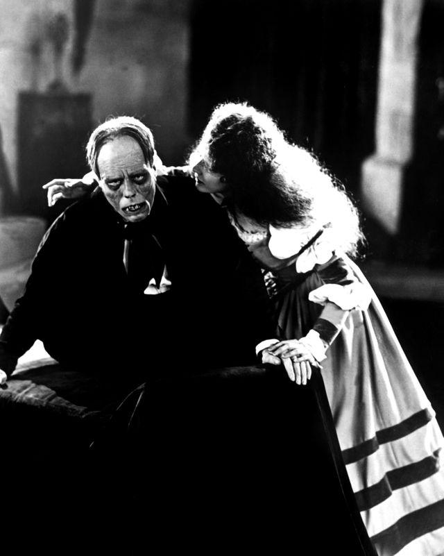 Le fantôme de l' opéra de Rupert Julian 1925