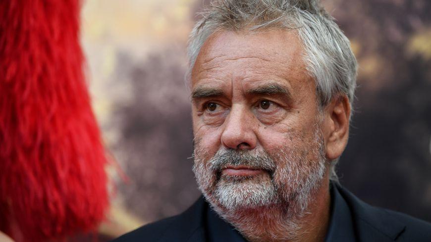 Luc Besson le 12 septembre 2018