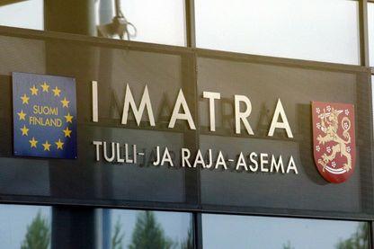 Imatra, à la frontière entre la Finlande et la Russie