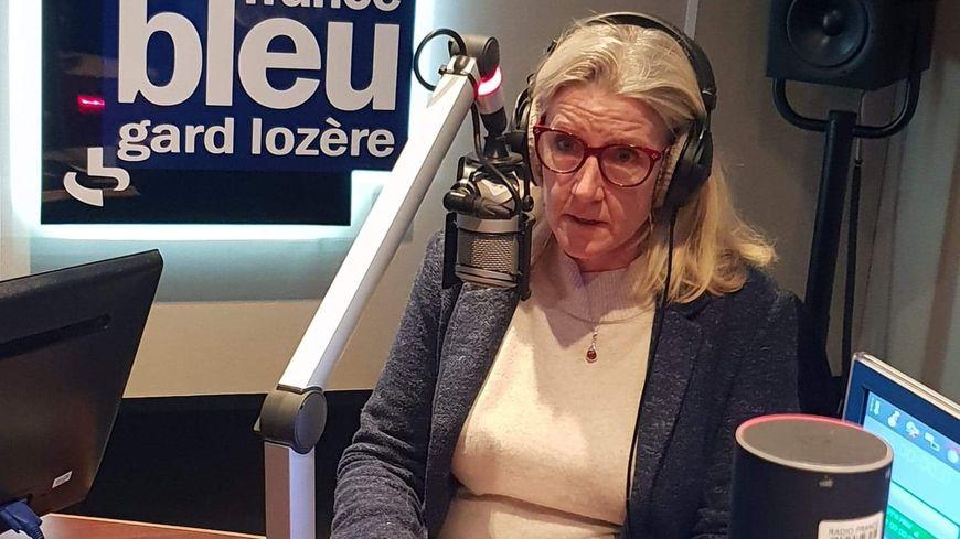 La députée du Gard Annie Chapelier